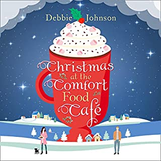 Christmas at the Comfort Food Cafe cover art