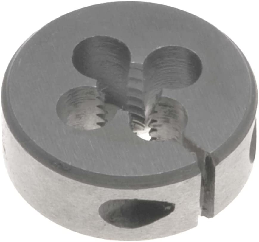 33mm X Tulsa Mall 2 Round Adjustable SEAL limited product Die 2-1 Steel OD High Speed 2