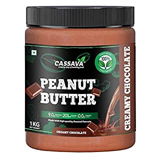 Cassava Chocolate Peanut Butter ,Dark Chocolate ( High Protein ,High Fiber )