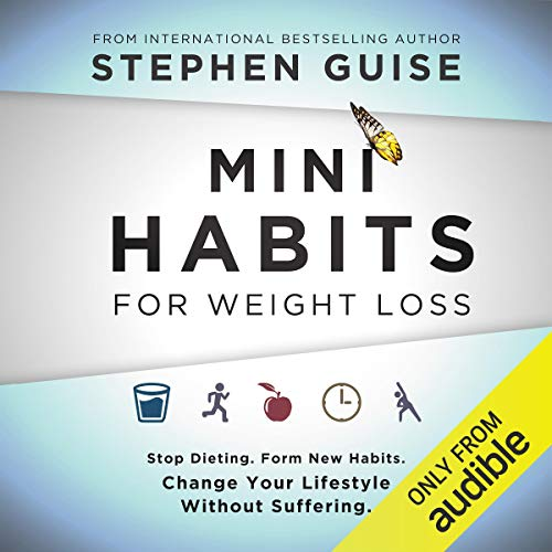 Mini Habits for Weight Loss audiobook cover art