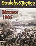 Magazine of military history from all eras of human history, with a complete board game in each issue complementing the lead article Game in this issue covers the climatic land battle during the Russo-Japanese War, in 1905 near Mukden, Korea Essentia...