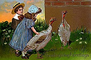 Buyenlarge Thanksgiving Greetings - Gallery Wrapped 44
