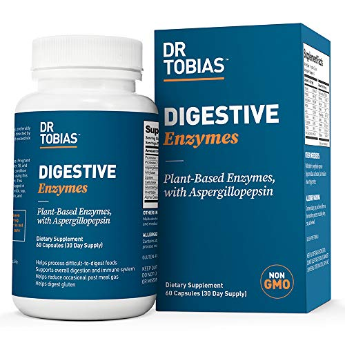 Dr. Tobias Digestive Enzymes Supple…