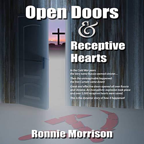 Open Doors & Receptive Hearts audiobook cover art