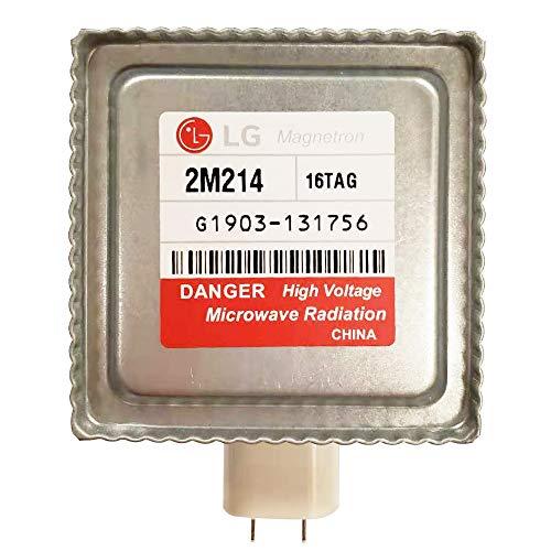 2B71165R OEM pieza de repuesto por OEM Mania para horno de microondas, compatible con LG Kenmore GE, sustituye a 2B71165L 2B71165P 2B71165R