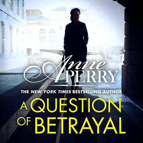 A Question of Betrayal  By  cover art