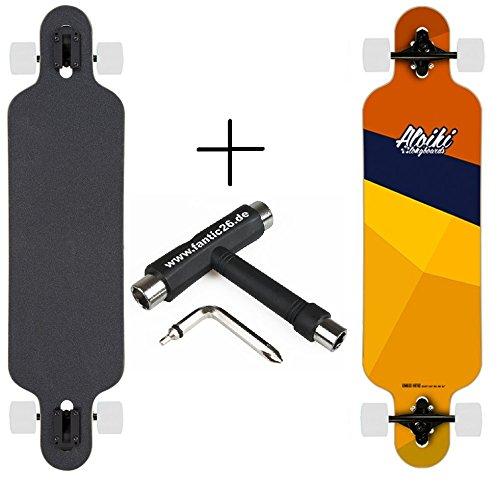 Aloiki Longboard + Fantic26 Skatetool (Aloe + Skatetool)