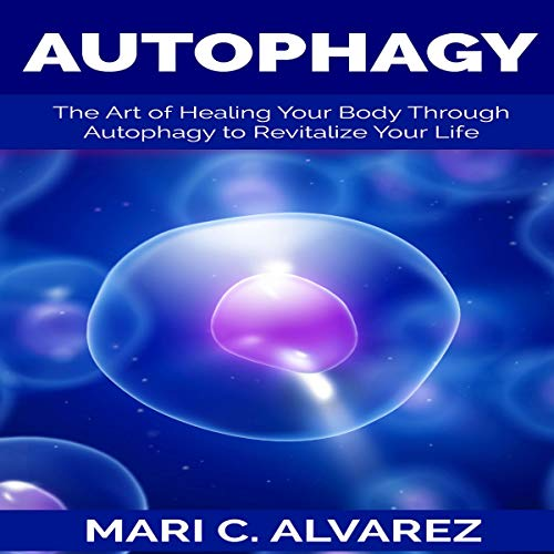 Autophagy Audiobook By Mari C. Alvarez cover art