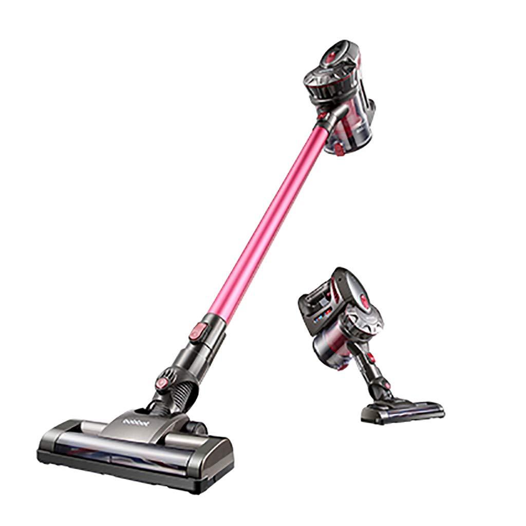 Cordless Vacuum Aspirador InaláMbrico Ultra-Quiet Mini Aspiradora De Mano De Alta Potencia De Mano Multi-Head Brush Cleaning Tool: Amazon.es: Hogar