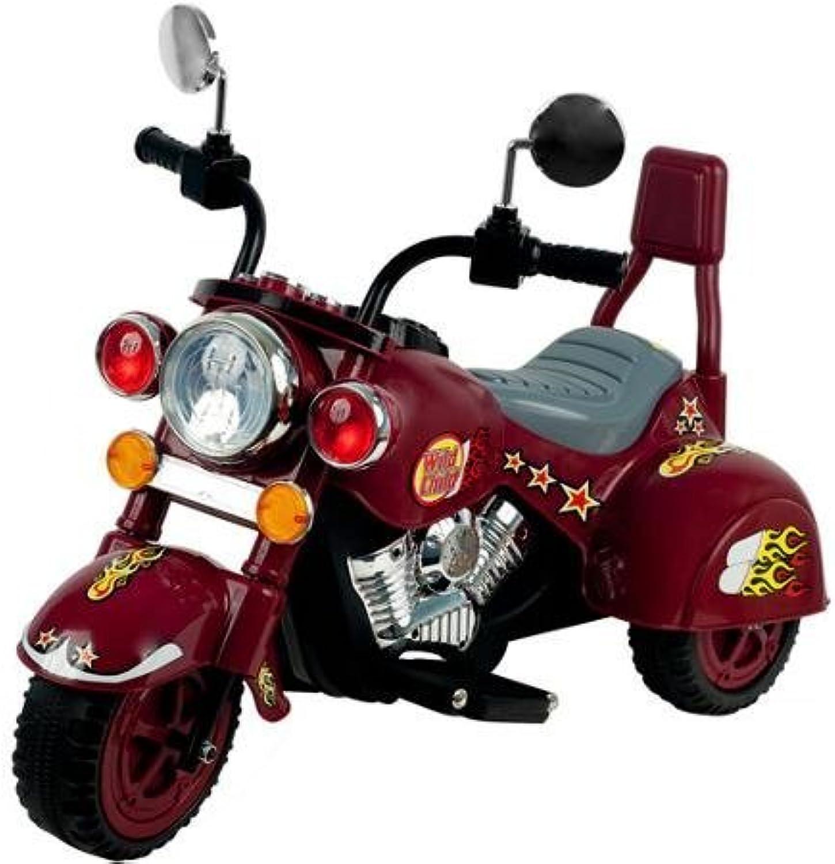 comprar marca Rockin' Rollers Maroon Maroon Maroon Marauder Motorcycle 3-Wheeler by ROCKIN' ROLLERS  100% garantía genuina de contador
