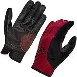 Oakley Guantes de ciclismo MTB Hombre All Conditions - Línea roja/mediana