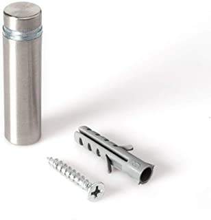 Round Standoff #10-32 Screw Size 0.375 OD Pack of 1 5.5 Length, Stainless Steel Female