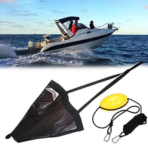 FADDARE Marine Rope Tow Line, Kayak Drift Tow Rope Tow Line für Motorboote Segelboote Schlauchboot Jet Ski Kayaks Tragbares Angeln