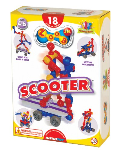 HCM Kinzel Infinitoys 27129 - ZOOB Jr. Scooter