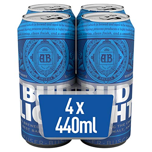 Bud Light 24 x 440ml