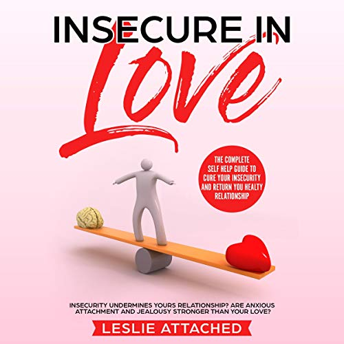 Insecure in Love audiobook cover art