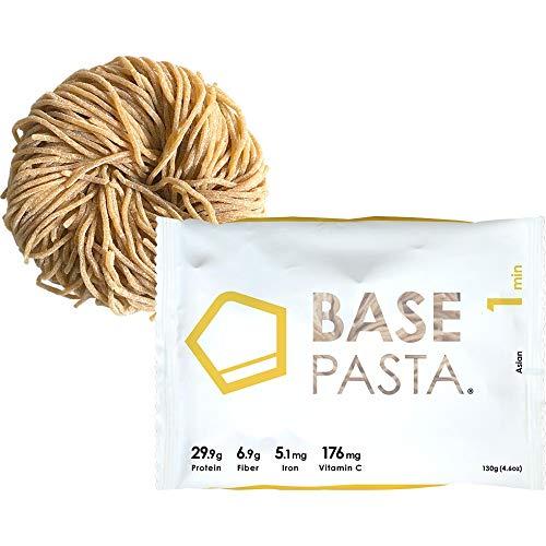 BASE PASTA ベースパスタ アジアン 完全食 完全栄養食 4食セット お試しソース(まぜそば)1食付