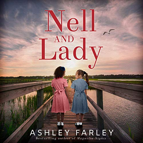 Nell and Lady audiobook cover art