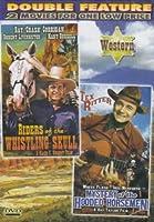 Riders Of The Whistling Skull / Mystery Of The Hooded Horsemen [Slim Case]