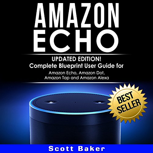 Amazon Echo: Updated Edition! audiobook cover art