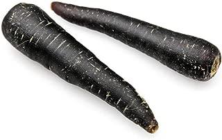 Carrot Black Nebula 50 Seeds - Darkest Variety,Sweet,Doesn't Lose Colour