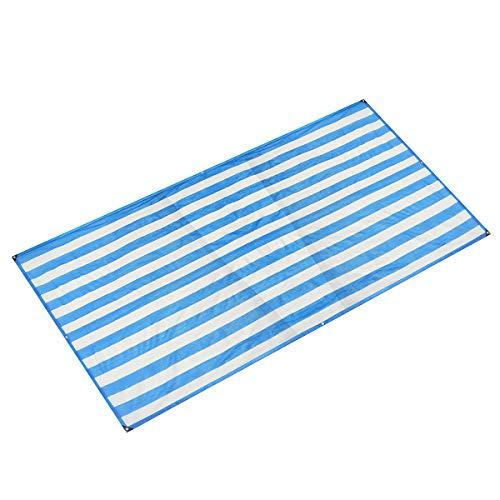QBV Red de sombrilla para jardín al Aire Libre, Protector Solar, protección Solar, Sombra de Red, Cubierta de Invernadero para Plantas, Cubierta de Coche (Color : E)