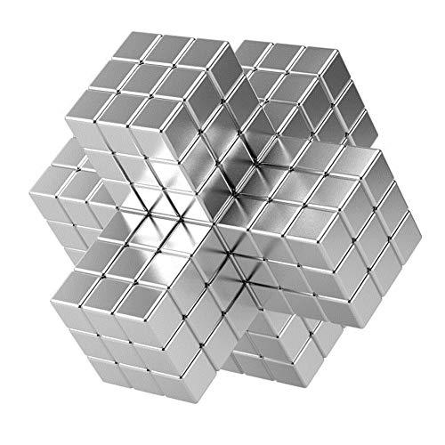 Magneten Bouwstenen Fidget Gadget Toys, Fun Stress Relief bureau speelgoed voor volwassenen Magneet Cubes Zeer Sterke Neodymium magneten voor Whiteboard, Blackboard, 512Pcs