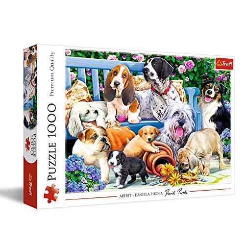 Trefl TR10556 1000 Puzzle, Farbig
