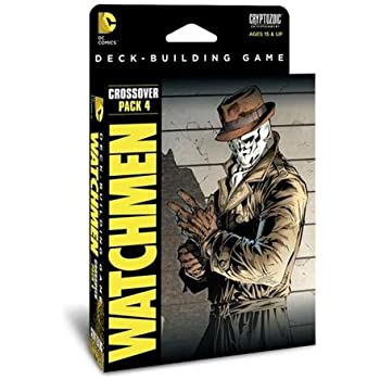 Cryptozoic Entertainment DC Deck-Building Game Crossover Pack 4: Watchmen