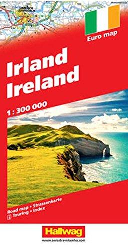 Irland 1:300 000 Strassenkarte: Strassenkarte 1:300000