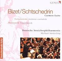 Carmen Suite: Trauermusik by SHCHEDRIN / HINDEMITH / BIZET (2003-01-01)