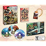 Sakuna: Of Rice and Ruin - Devine Edition (輸入版:北米) – Switch