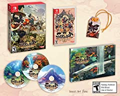 "Divine Edition contains a 3-disc soundtrack, a large 130pg artbook measuring 8.2"" by 5.8"", and a Japanese omamori charm measuring 2"" by 3"", all packaged within a custom box with exclusive illustration Refined Side-scrolling Platform Action - Using fa..."