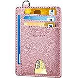 furart カードホルダー カードケース ミニ財布 スキミング防止 薄い財布 メンズ レディース