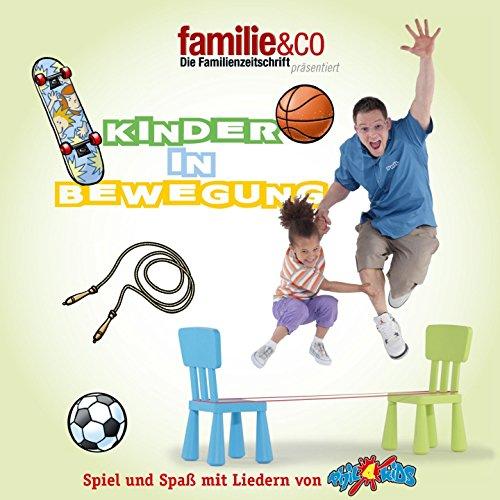 Kinder in Bewegung (Familie&co präsentiert Spiel und Spass mit Liedern von Phil4Kids)