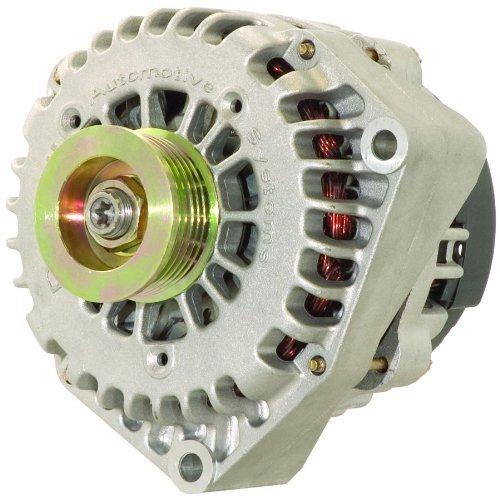 NEW 250 AMP HIGH OUTPUT ALTERNATOR FITS VARIOUS CHEVY PICKUP GMC 4.3L 5.0L 5.3L 5.7L 6.0L 6.5L 6.6L