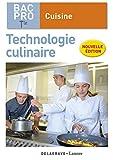 Technologie culinaire Tle Bac Pro Cuisine (2018) Pochette élève