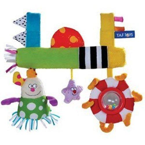 Taf Toys - Jouet Poussette - Kooky Drôle de Barre d'Activités