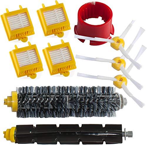 Kit d'entretien pour iRobot Roomba avec brosses et filtres - série 700 760 770 780 790 - SchwabMarken