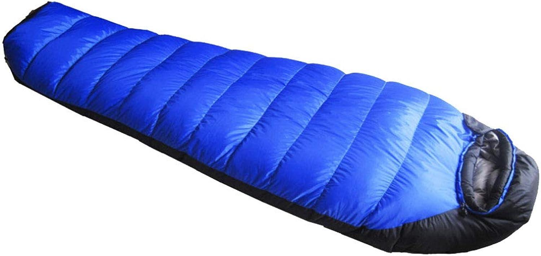 DGB Vier Vier Vier Jahreszeit-Ente Unten Wasserdichte Ultraleichte Im Freien Tragbare Mummy-Camping Schlafsack B07MVVBGMM  Wertvolle Boutique 0ce687