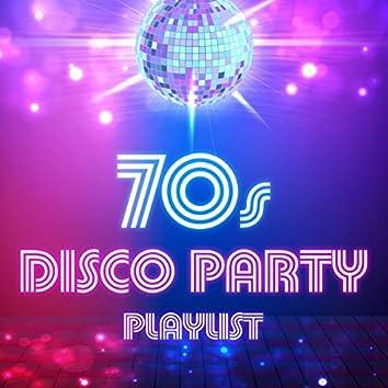 70s Disco Party Playlist