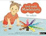 Tout-petit Montessori - Les couleurs - Dès 15 mois