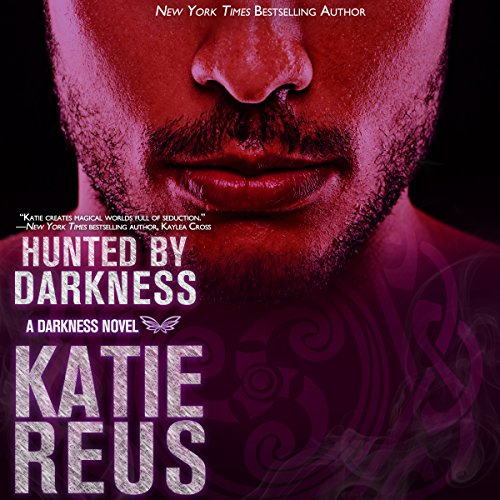 Hunted by Darkness audiobook cover art