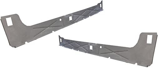 Motor City Sheet Metal - Works With 1999-2006 GMC SIERRA CHEVY SILVERADO EXTENDED CAB INNER ROCKER PANELS - 1 PAIR