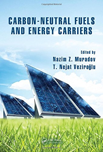 Carbon-Neutral Fuels and Energy Carriers (Green Chemistry and Chemical Engineering)