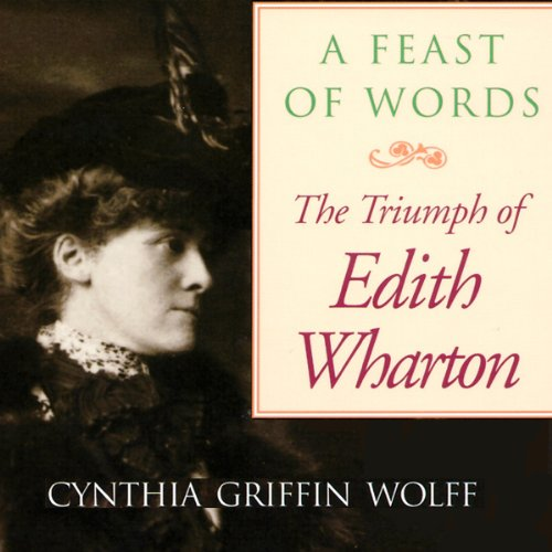 A Feast of Words audiobook cover art