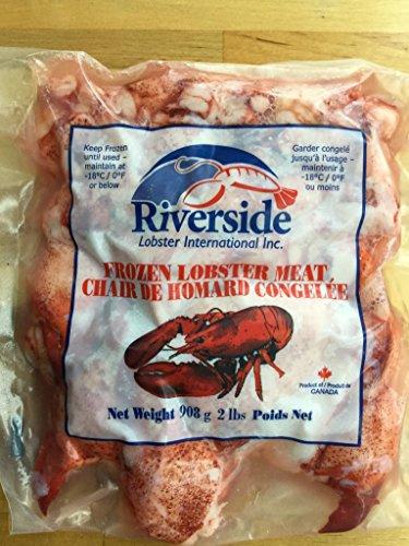 Fresh Frozen Lobster Meat, 2 lbs