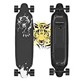 Electric Skateboard, 400W Brushless Motor Electric Skateboard with...