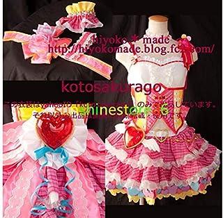 佐藤心 SSR+ はぁとトゥハートコスプレ衣装 コスチューム cosplay
