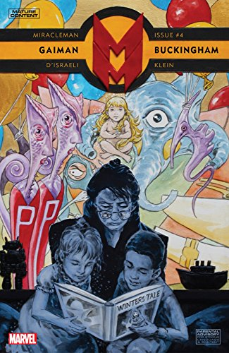 Miracleman by Gaiman & Buckingham #4 (English Edition)